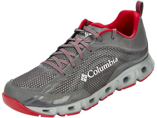 Columbia Drainmaker IV Miehet kengät , harmaa